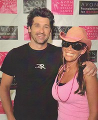 Patrick Dempsey and Missy Ward