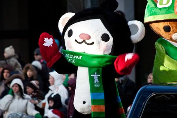 Miga - 2010 Olympics Mascot