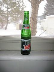 Mt Dew Bottle