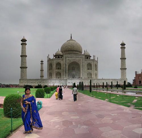 Taj Mahal - 29-07-2009 - 11h09