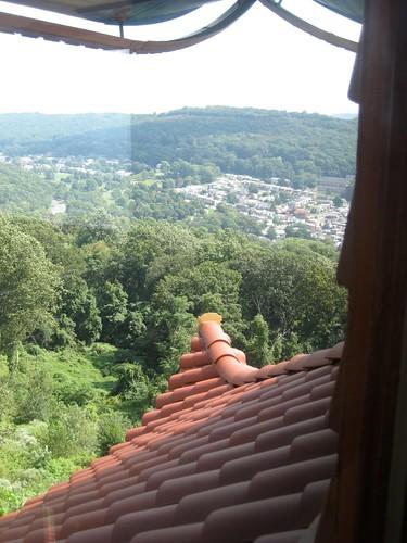 Pagoda Roof View