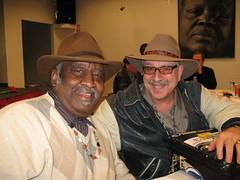 Bernard Purdie and Jon Hammond at Local 802