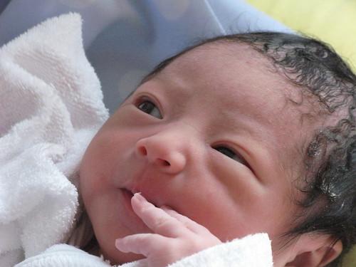 Miori's first day
