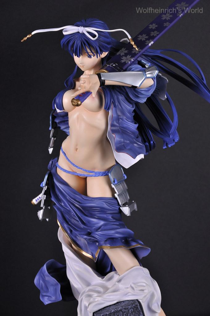 Sengoku Rance Uesugi Kenshin 14 Prepainted  Wolfheinrich