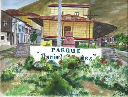 Parque de Huigra