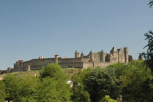 2009 Südfrankreich: Carcassonne