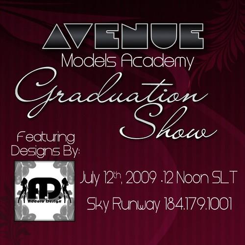 AVENUE Graduation Show - Addoro Designs