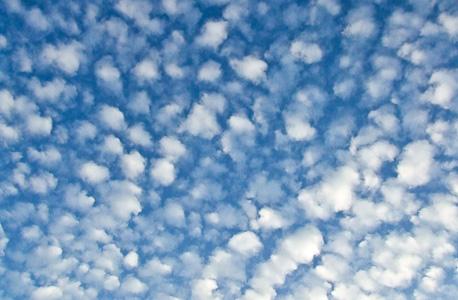nuvens desarrumadas