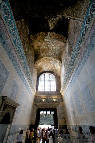 Hagia Sophia ceilings