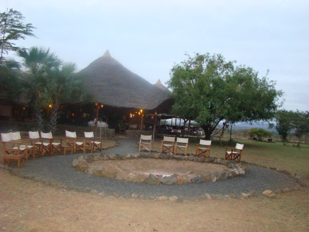 Severin Safari Camp Tsavo West National Park (1/3)