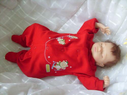 Noele, a Bebê que Respira