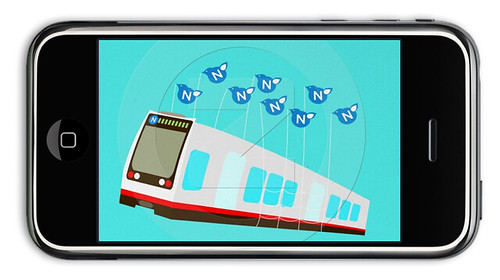 SF Muni's New Augmented Reality App