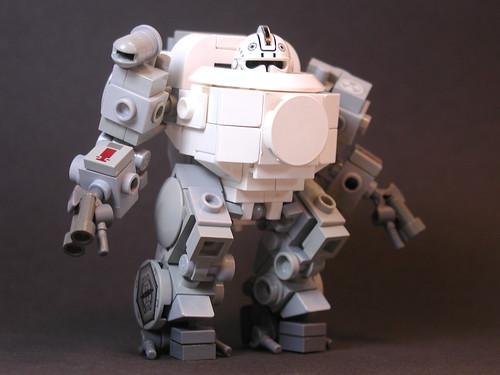 LEGO Star Wars clone trooper hardsuit