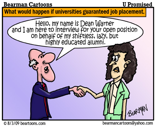 8 3 09 Bearman Cartoon College Refunds copy