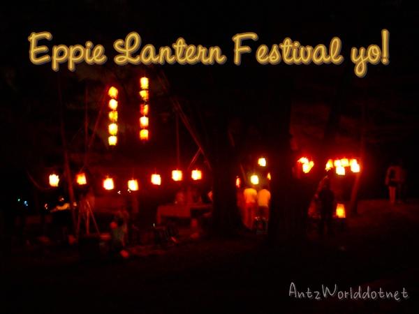 Mooncake Festival Celebration @ 2007