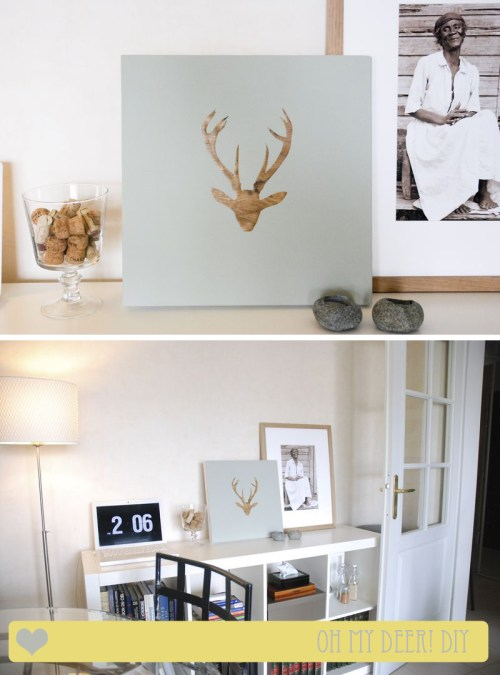 Oh My Deer! DIY