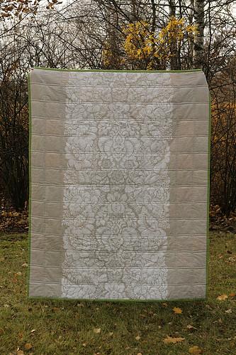 Linen Quilt full shot