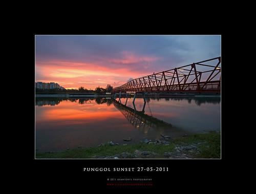 Punggol Sunset 270511 #4