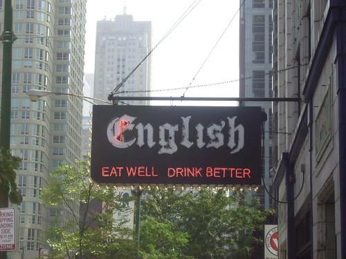 Eat well drink better