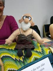 Sigmund Freud in a Slip