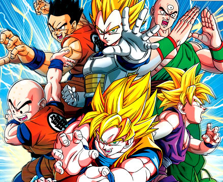 Dragon Ball Z: Goku el Super Saiyajin