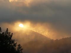 Bieszczadzki zachód słońca :) II / Sunset in B...