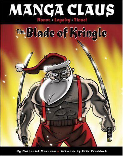 Manga Claus