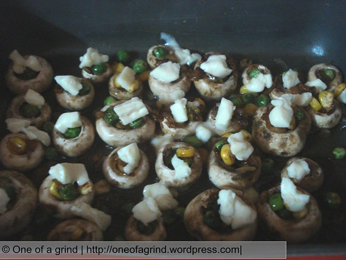 Oyster Sauce Stuffed Mushrooms One Of A Grind