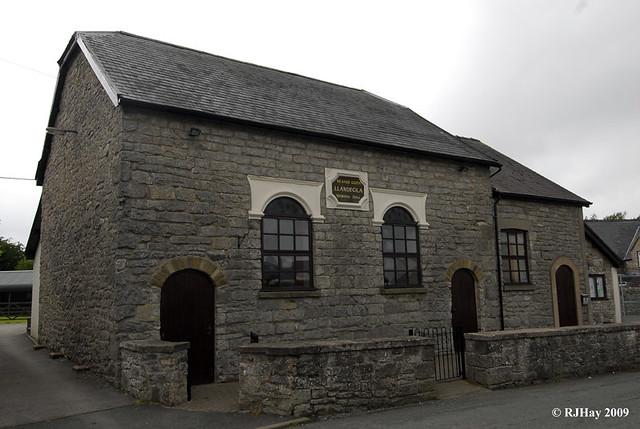 Llandegla Hall