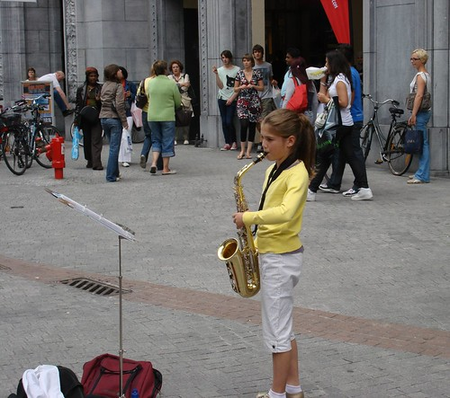 Alto saksofon ziyafeti - 2
