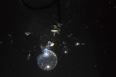 Restless Night, Water Balloons, Bare Electric Wires, A Pellet Gun and a Camera (3/6)