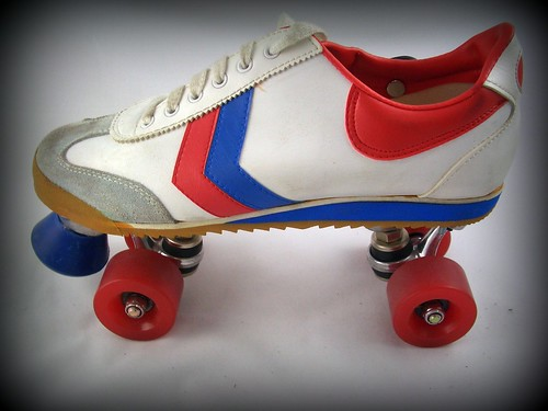 Bicentennial Disco Skates