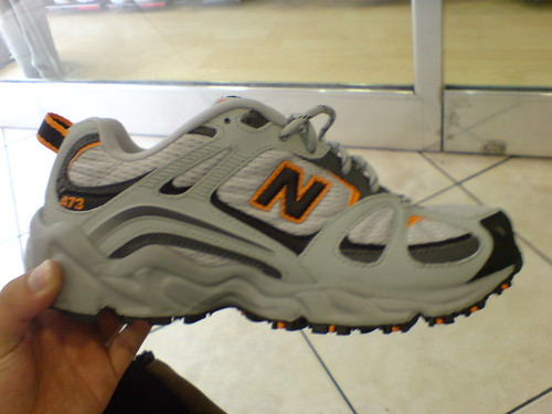 Tenis New Balance, $590 en la Genetic