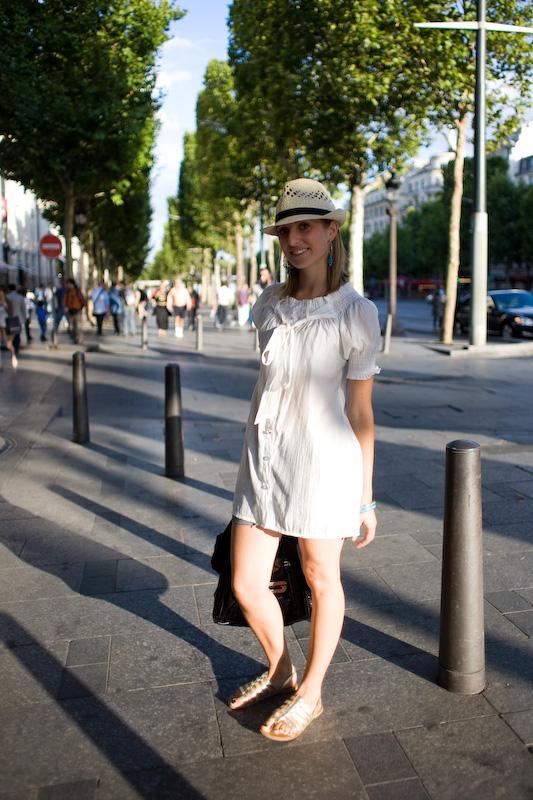 Black and white - Paris