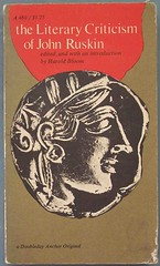 literary criticism of john ruskin