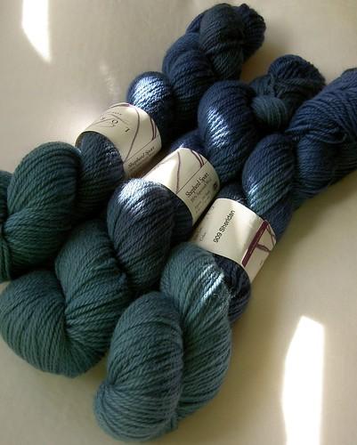 Lorna's Laces Yarn in Sheridan