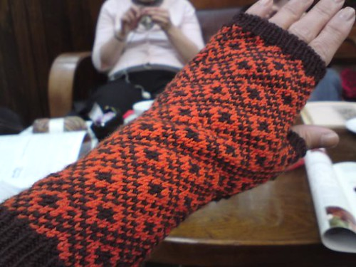 endpaper mittens by aileen