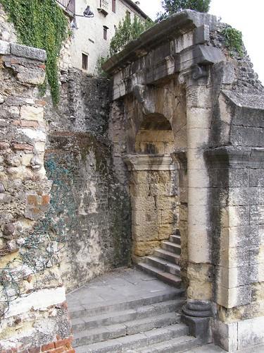 Ruinas del teatro romano