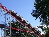 Cedar Point - Magnum XL 200 Lift Hill