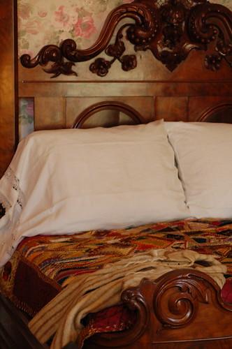 Mollie Woodruffs Bed