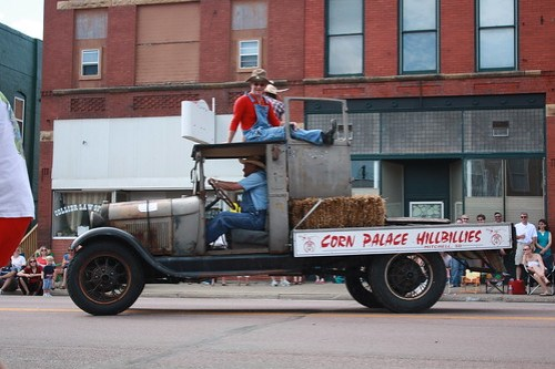 Corn Palace Hillbillies
