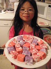 Homemade Marshallows for Valentine's Day