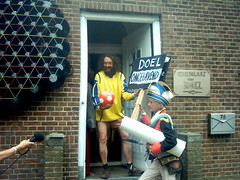 opening consulaat van Doel @ Ruigoord