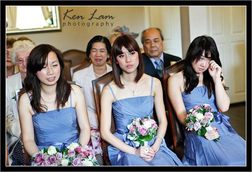 Lin & Paul - Wedding at Chinese boulevard London