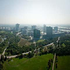 YOTOT(MC): Austria Center Vienna (panorama)