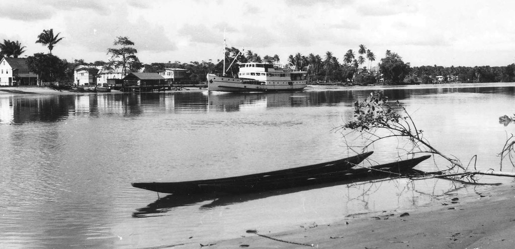 R.H. Carr at Wismar, Guyana