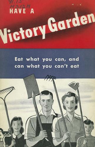 Victory Garden Farm Family