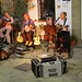 Accoustic Roots play in Canillas