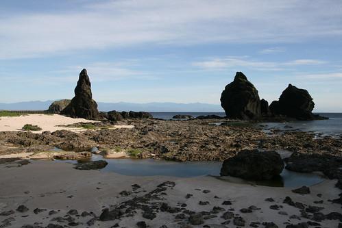Green Island coastal scenery