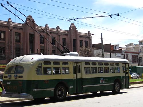 Valpo Trolley Bus